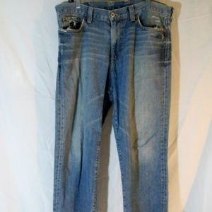LUCKY BRAND VINTAGE STRAIGHT JEANS PANTS Dungarees